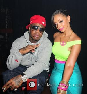 Bryan 'Birdman' Williams and Mya Mya's birthday celebrations at Mansion Nightclub in Miami Beach Florida, USA - 20.10.11