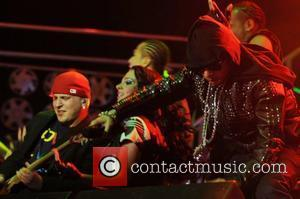 N-Dubz performing at The O2 Arena during their 'Love.Live.Life Tour' London, England - 30.04.11