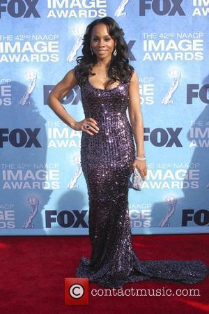 Anika Noni Rose 42nd NAACP Image Awards at The Shrine Auditorium - Arrivals  Los Angeles, California, USA - 04.03.11