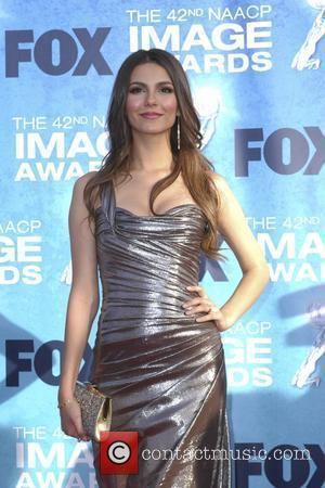 Victoria Justice 42nd NAACP Image Awards at The Shrine Auditorium - Arrivals  Los Angeles, California, USA - 04.03.11