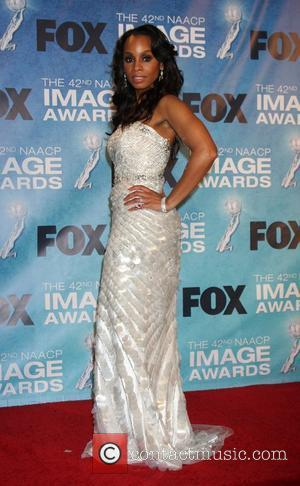 Anika Noni Rose 42nd NAACP Image Awards at The Shrine Auditorium - Press Room Los Angeles, California, USA - 04.03.11