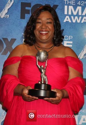 Shonda Rhimes 42nd NAACP Image Awards at The Shrine Auditorium - Press Room Los Angeles, California, USA - 04.03.11