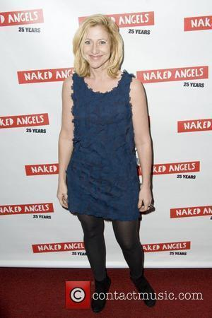 Edie Falco Naked Angels 25th Anniversary Gala at Roseland Ballroom New York City, USA - 14.02.11