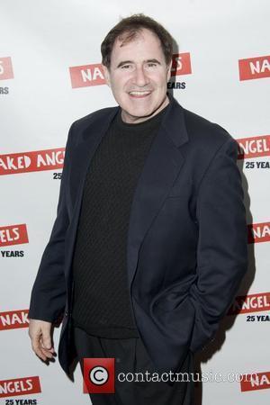 Richard Kind Naked Angels 25th Anniversary Gala at Roseland Ballroom New York City, USA - 14.02.11