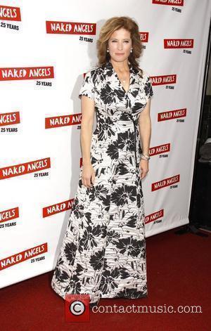 Nancy Travis Naked Angels 25th Anniversary Gala at Roseland Ballroom  New York City, USA - 14.02.11