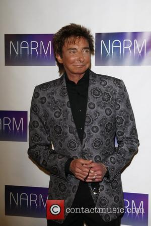 Barry Manilow  53rd Annual NARM Convention Awards Dinner  Los Angeles, California - 12.05.11