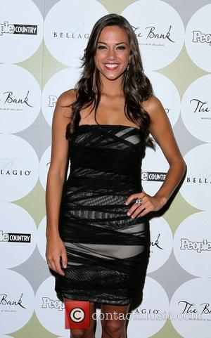 Jana Kramer People Country Celebrates 'Nashville In Vegas' at The Bank at The Bellagio Resort and Casino  Las Vegas,...