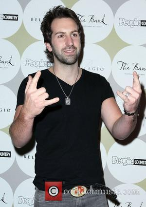 Josh Kelley People Country Celebrates 'Nashville In Vegas' at The Bank at The Bellagio Resort and Casino  Las Vegas,...