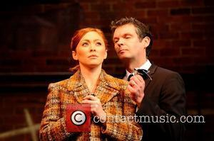 Natasha Hamilton and The Blood Brothers