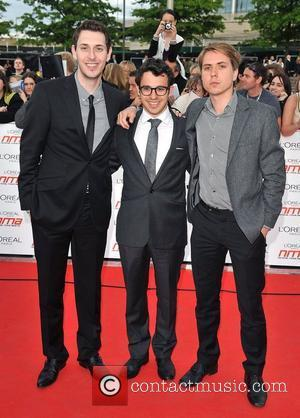 The Inbetweeners National Movie Awards held at the Wembley Arena - Arrivals. London, England - 11.05.11