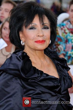 Dame Shirley Bassey National Movie Awards held at the Wembley Arena - Arrivals.  London, England - 11.05.11
