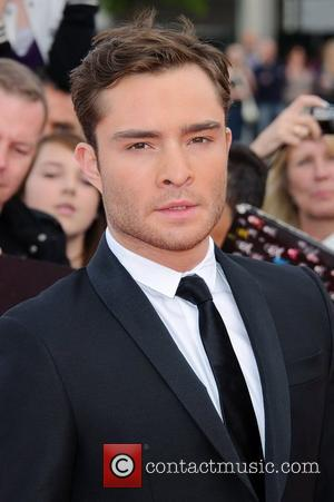 Ed Westwick National Movie Awards held at the Wembley Arena - Arrivals.  London, England - 11.05.11