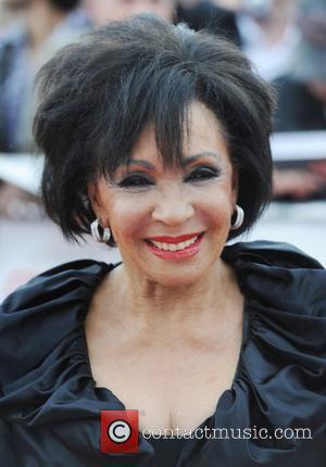 Dame Shirley Bassey Donates Unwanted Clothes To Charity Shop