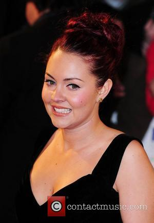 Lacey Turner The National Television Awards 2011 (NTA's) held at the O2 centre - Arrivals London, England - 26.01.11