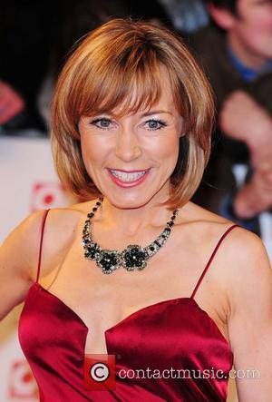 Sian Williams The National Television Awards 2011 (NTA's) held at the O2 centre - Arrivals London, England - 26.01.11
