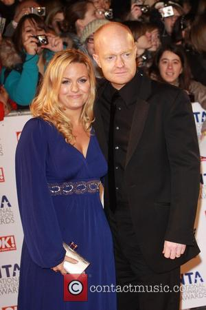 Jo Joyner and Jake Wood