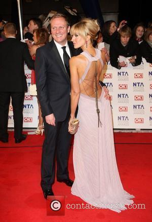 Antony Cotton and Katherine Kelly The National Television Awards 2011 (NTA's) held at the O2 centre - Arrivals London, England...