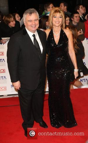 Eamonn Holmes and Ruth Langsford The National Television Awards 2011 (NTA's) held at the O2 centre - Arrivals London, England...