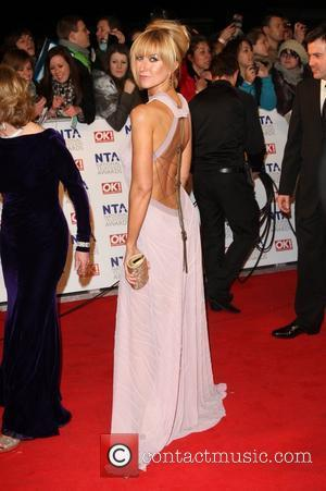 Katherine Kelly and Ruth Langsford