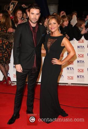 Dave Berry and Heidi Range The National Television Awards 2011 (NTA's) held at the O2 centre - Arrivals London, England...