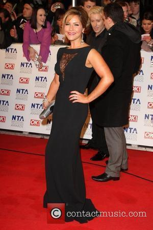 Heidi Range The National Television Awards 2011 (NTA's) held at the O2 centre - Arrivals London, England - 26.01.11