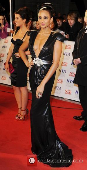 Alesha Dixon The National Television Awards 2011 (NTA's) held at the O2 centre - Arrivals London, England - 26.01.11