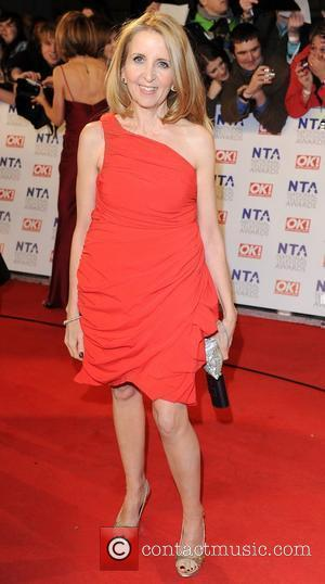Gillian McKeith The National Television Awards 2011 (NTA's) held at the O2 centre - Arrivals London, England - 26.01.11