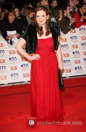 Jennie McAlpine The National Television Awards 2011 (NTA's) held at the O2 centre - Arrivals London, England - 26.01.11