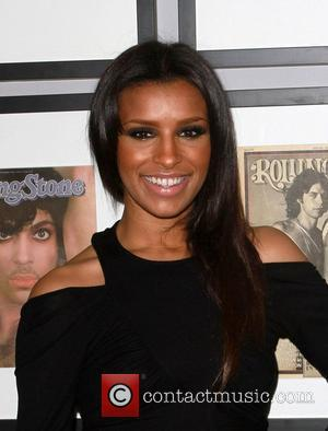 Melody Thornton Ciroc Vodka presents the NBA All-Star Weekend Party hosted by Kris Humphries held at Rolling Stone Restaurant &...