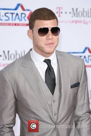 Blake Griffin T-Mobile Magenta Carpet At The 2011 NBA All-Star Game held at L.A. Live! Los Angeles, California - 20.02.11
