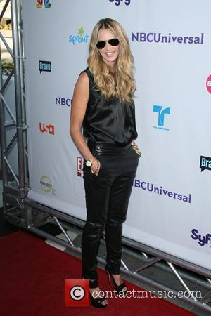Elle Macpherson NBC Press Tour Party held at The Bazaar at the SLS Hotel Los Angeles, California - 01.08.11