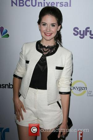 Alison Brie NBC Press Tour Party held at The Bazaar at the SLS Hotel Los Angeles, California - 01.08.11