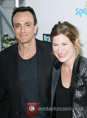 Hank Azaria and Kathryn Hahn