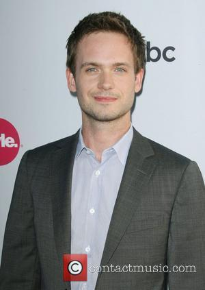 Patrick J. Adams NBC Press Tour Party held at The Bazaar at the SLS Hotel Los Angeles, California - 01.08.11