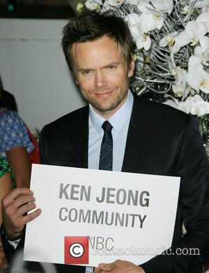 Joel McHale NBC Press Tour Party held at The Bazaar at the SLS Hotel Los Angeles, California - 01.08.11