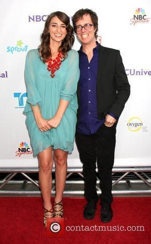 Sara Bareilles and Ben Folds The NBC TCA Summer 2011 Party at the SLS Hotel - Arrivals Los Angeles, California...