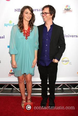 Sara Bareilles and Ben Folds