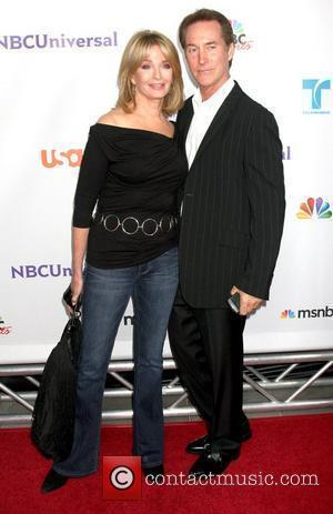 Deidre Hall and Drake Hogestyn The NBC TCA Summer 2011 Party at the SLS Hotel - Arrivals Los Angeles, California...