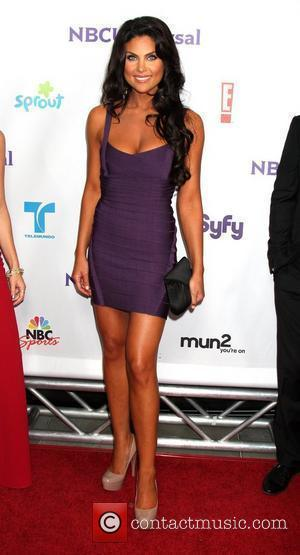 Nadia Bjorlin The NBC TCA Summer 2011 Party at the SLS Hotel - Arrivals Los Angeles, California - 01.08.11