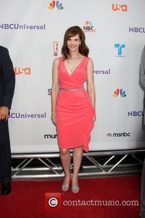 Kiersten Warren  Arriving at the NBC TCA Summer 2011 All Star Party at SLS Hotel Los Angeles, California 01.08.2011