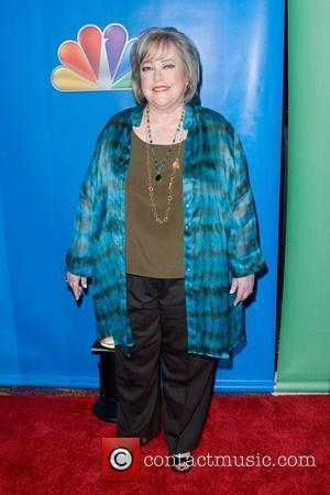 Kathy Bates 2011 NBC upfront presentation - arrivals  New York City, USA - 16.05.11