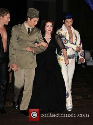 Priscilla Presley and Las Vegas