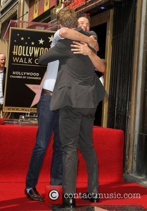 Neil Patrick Harris, David Burtka, Walk Of Fame
