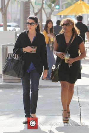 Neve Campbell and Rachel True