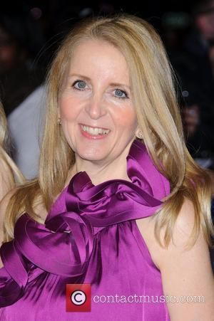Gillian McKeith ,  'Never Say Never' film premiere held at Cineworld O2 - Arrivals.  London, England - 16.02.11