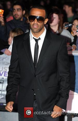 Craig David 'Never Say Never' film premiere held at Cineworld O2 - Arrivals. London, England - 16.02.11