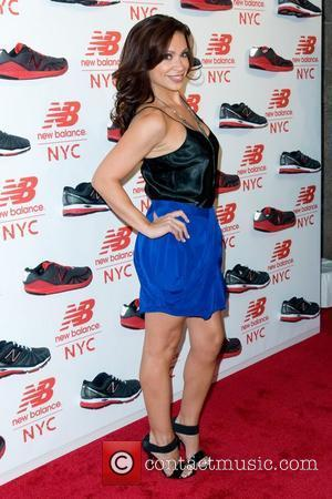 Carolina Bermudez Opening of the New Balance Experience Store New York City, USA - 10.08.11