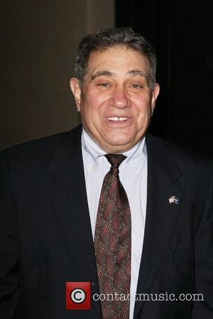 Dan Lauria New Dramatists 62nd Annual Benefit Luncheon at the Marriot Marquis New York City, USA - 17.05.11