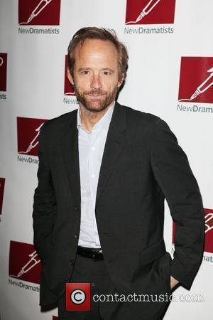 John Benjamin Hickey New Dramatists 62nd Annual Benefit Luncheon at the Marriot Marquis New York City, USA - 17.05.11