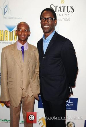 NFOH Alliance CEO Michael Pendleton and Isaiah Washington New Faces of Hollywood Alliance unveil plans for Motion Picture Soundstage in...